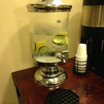 Lemon,cucumber water