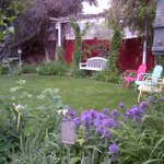 Bilde fra The Garden Cottage Bed and Breakfast