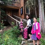 A Teton Tree House Foto