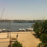 view from balcony (nile facing room)