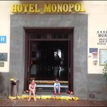 Photo de Hotel Monopol