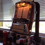 Table jukebox systems