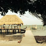 Foto van St. George's Caye Resort