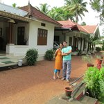 صورة فوتوغرافية لـ ‪Coconut Creek Farm and Homestay Kumarakom‬