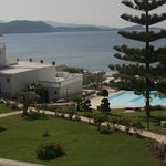 Foto van Lichnos Beach Hotel and Suites