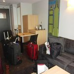 Park & Suites Elegance Lyon-Cite Internationale Foto