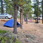 Foto van North Campground