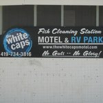 Foto de White Caps Motel
