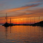 Sunset in Syvota