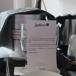 Foto de Radisson Blu Hotel Champs Elysees, Paris