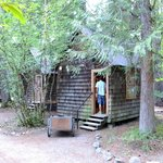 Breitenbush Hot Springs Resort Cabins resmi