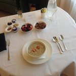 Room Service Breakfast - Fairmont Style