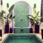 The authentic plunge-pool