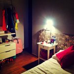 Photo de Hostal NITZS BCN