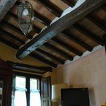Traditional beams, rafters and under-tiles...insulation +.