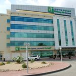 Foto de Holiday Inn Express Dubai Airport