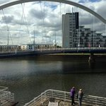 Foto van Hilton Garden Inn Glasgow City Centre