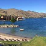 Campbell's Resort on Lake Chelan Foto