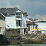 Foto The Old Quay House Hotel