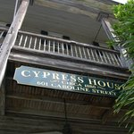 Cypress House Key West resmi