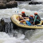 Rafting with Rafters retreat