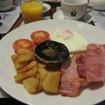 Classique full english breakfast