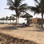 Foto van Bin Majid Beach Resort