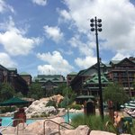 Villas at Disney's Wilderness Lodge resmi