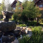 The Whiteface Lodge resmi