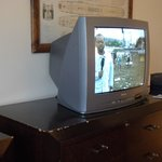 Steam telly, chipped desk- cost to remedy £150?