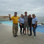 Me and the family Chicama Resort