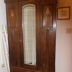 Wardrobe, beautiful woodworking
