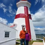 Foto de West Quoddy Head Light Station B&B