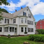 Foto de Farmhouse Inn at Robinson Farm
