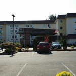 Foto van Days Inn & Suites Olympia