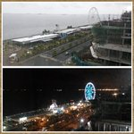 MOA by day and night