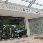 Φωτογραφία: Asmila Boutique Hotel