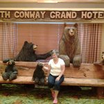 North Conway Grand Hotel resmi