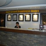 King Grand Boutique Hotel resmi