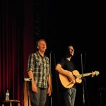 Simon & Garfunkel tribute - AJ Swearingen and Jonathan Beedle