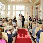 The Orangery - Ceremony room.