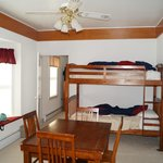 Dining Room/Bunk Beds