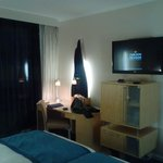 Foto de Radisson Blu Hotel London Stansted Airport