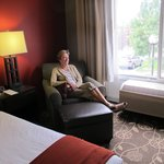 Holiday Inn Express Hotel & Suites Idaho Falls resmi