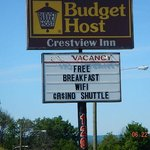 Foto de Budget Host Crestview Inn
