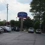 Φωτογραφία: Fairfield Inn Florence