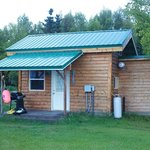 Picture of the Kenai Cabin