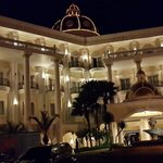Yasmin Palace at night