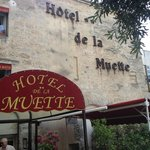 Photo de Logis Hotel de la Muette