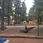 Foto de Circle Pines KOA Campground